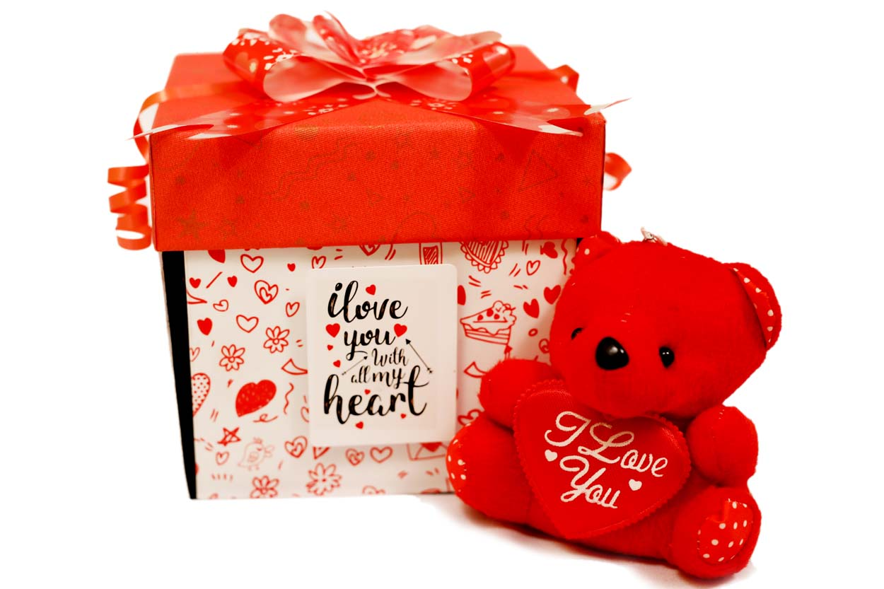 LOVE EXPLOSION BOX GIFT