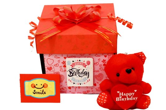 BIRTHDAY EXPLOSION BOX GIFT